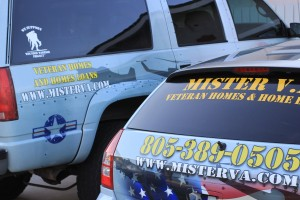 Mister VA fleet vehicles