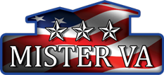 Logo of Mister VA a Reverse Mortgage and VA loan specialist